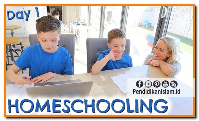 Apakah Anda sudah siap untuk homeschooling anak Anda